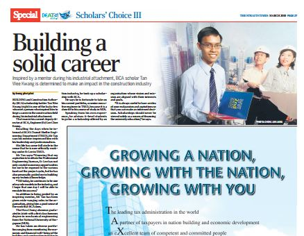 Building a solid career