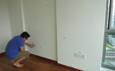 Defects checking at a new BTO (Blog review by Nadnut.com)