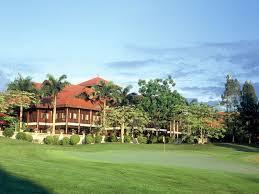 Cluster housing at Pulai Springs Golf Club
